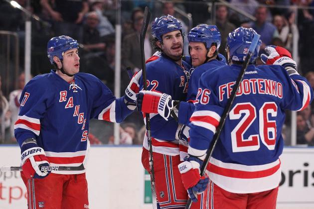 NY Rangers: 3 Reasons They're the Team to Beat in the Eastern Conference