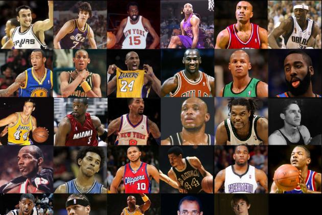 64-Player One-on-One NBA Legends vs. Currents Stars Tourney, SG Edition