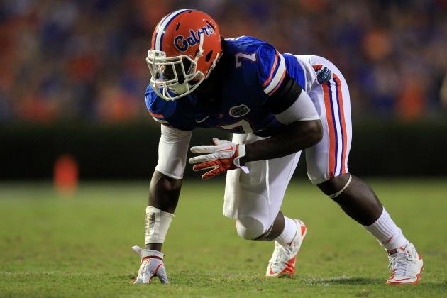 Florida Football: 5 Players Who Must Step Up in Ronald Powell's Absence