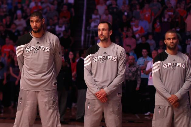 5 Reasons Los Angeles Lakers Should Be More Worried About Spurs Than Thunder