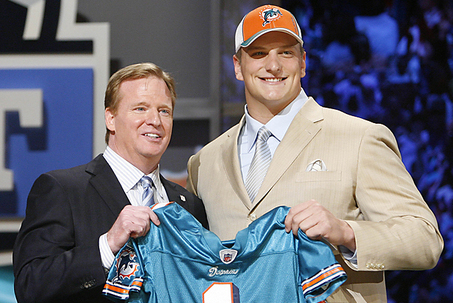 Miami Dolphins Draft 2012: Five Mock Drafts