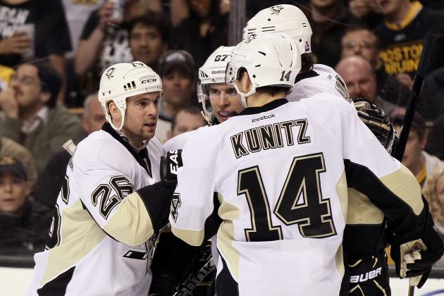 NHL Playoffs 2012: Pittsburgh Penguins' Playoff Primer