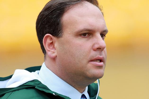 NFL Draft: Best Jets Draft Picks Under Mike Tannenbaum by Round