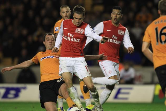 Arsenal vs. Wolverhampton: Ranking the Arsenal Players