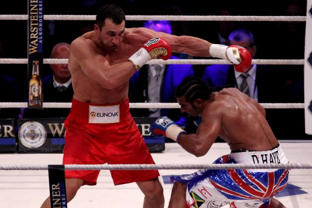 5 Heavyweight Contenders Who Could Challenge the Klitschkos