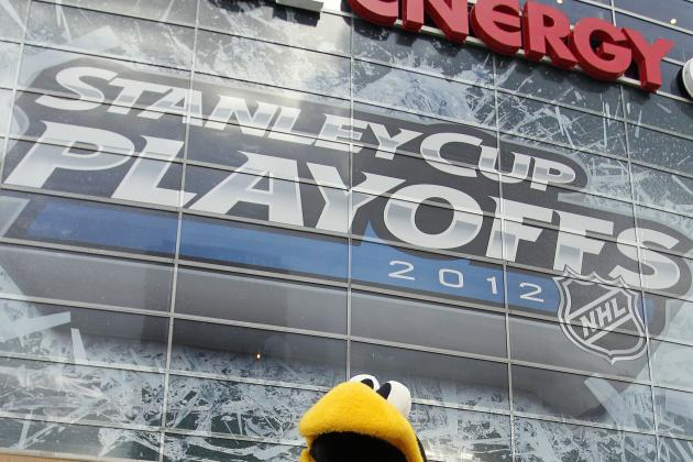 2012 NHL Playoffs: First Round Predictions