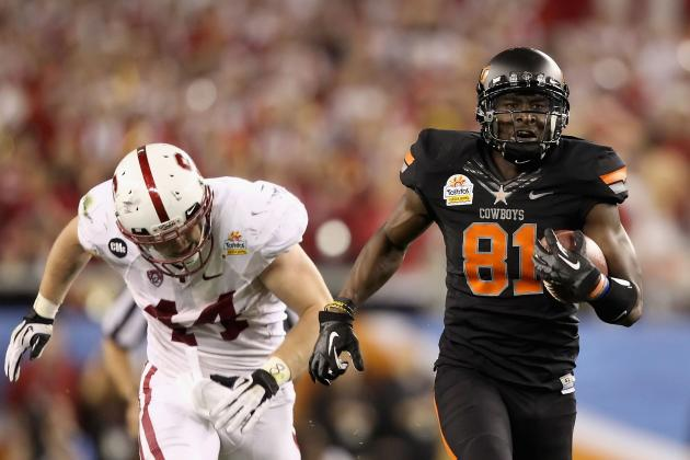 Oklahoma State Football: 10 Reasonable Goals for the 2012 Season