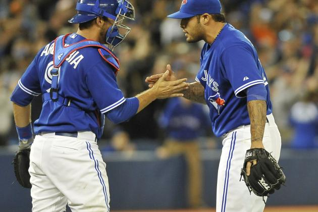 Winners and Losers from Jays' vs Red Sox Series