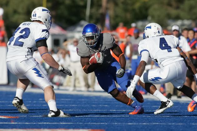 Boise State Football: Nothing Can Happen to These 5 Players in 2012
