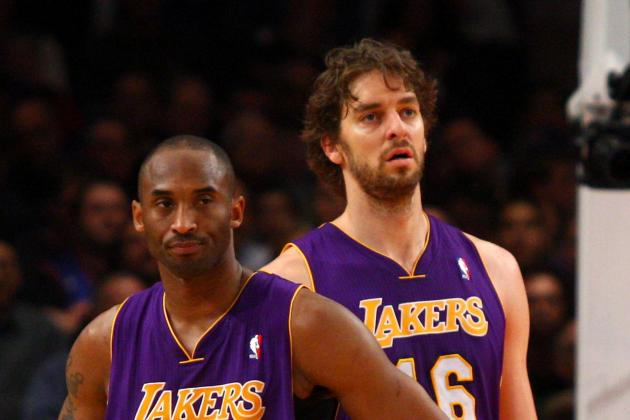 Los Angeles Lakers: 10 Potential Disasters That Would Ruin the Lakers Season