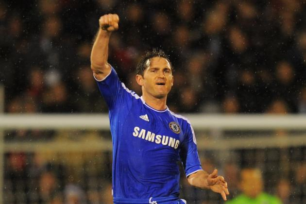 Chelsea Transfer Rumours: 6 Midfielders Who Could Replace Frank Lampard's Goals