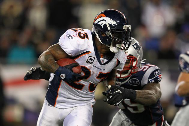 2012 NFL Draft: Top 5 Running Backs to Complement Denver Broncos' Willis McGahee