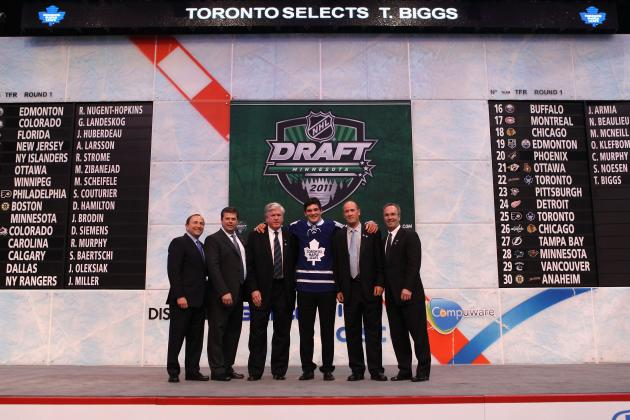 9 Draft Eligible Players That the Toronto Maple Leafs Should Consider