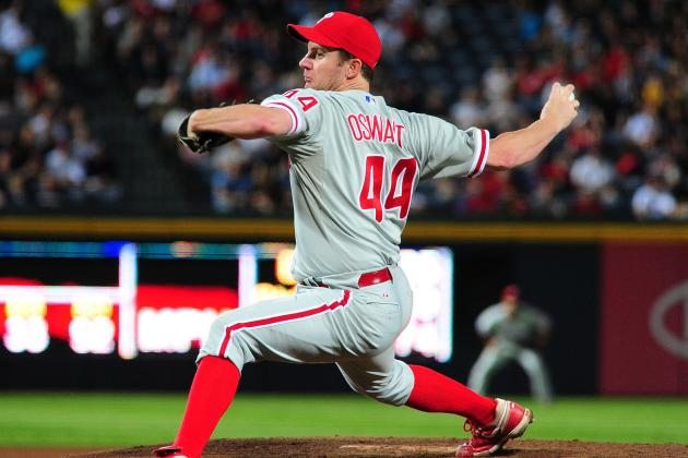 MLB Free Agents: 3 Teams Not Looking at Roy Oswalt That Should Be