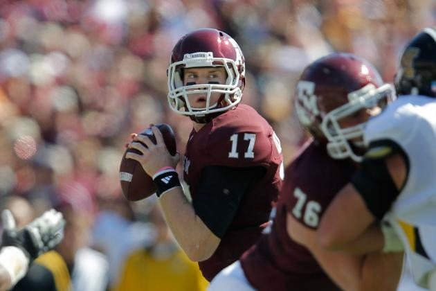 2012 NFL Mock Draft 6.0: Ryan Tannehill in Top 10 in Updated Two-Round Mock