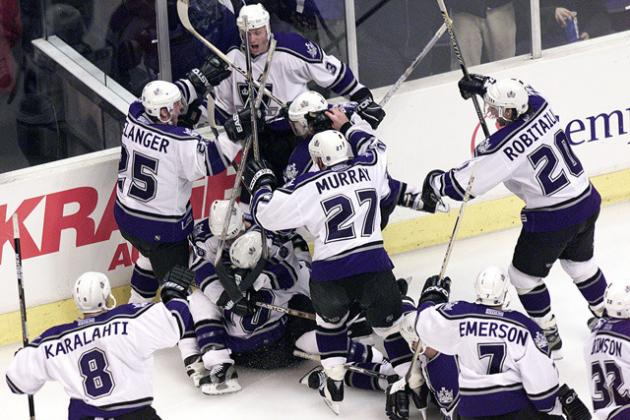 Los Angeles Kings: Top 16 Stanley Cup Playoff Wins in Franchise History