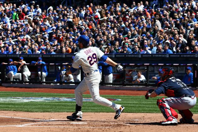 New York Mets: Grading Each Member of the Starting Lineup After Week 1