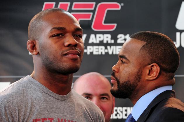 Ultimate Grudge: 13 Reasons UFC Champ Jon Jones and Rashad Evans Have Beef