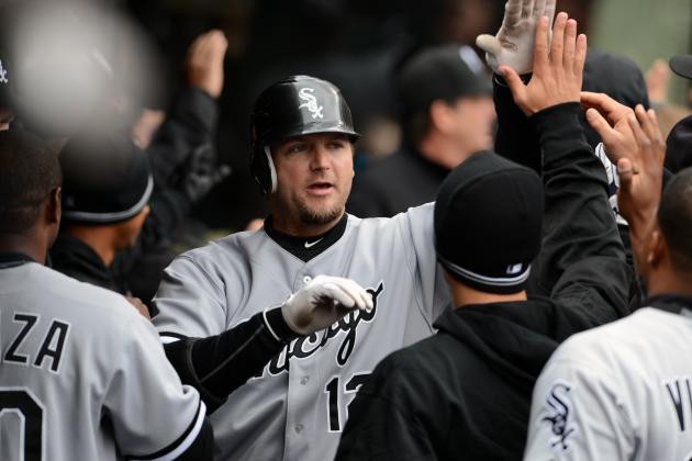 Chicago White Sox: By the Numbers and by the Eye