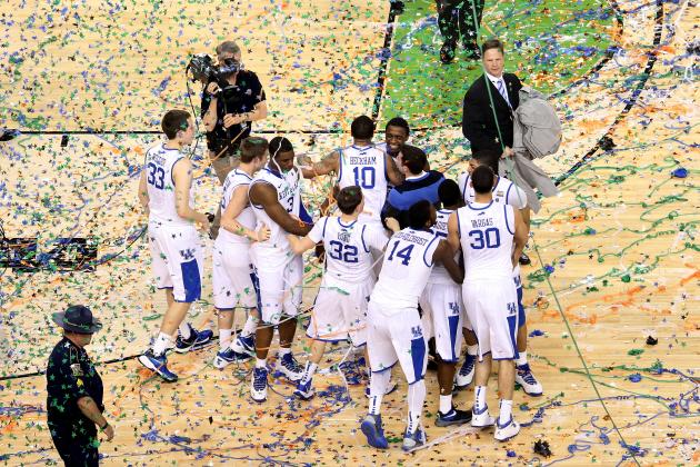 NBA Draft 2012: Highlighting Anthony Davis and Kentucky's Playmakers