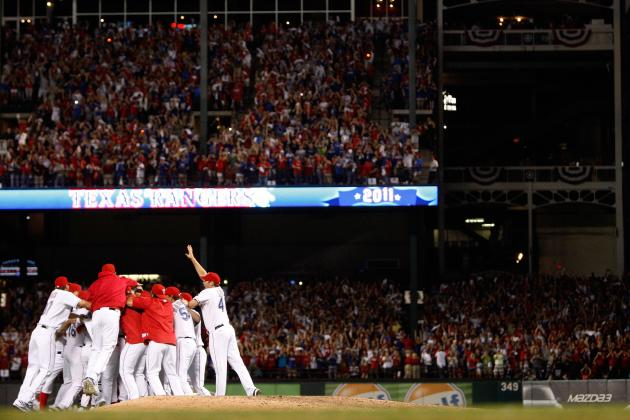 Texas Rangers 2012: 7 Reasons Rangers Are Still Team to Beat in AL West