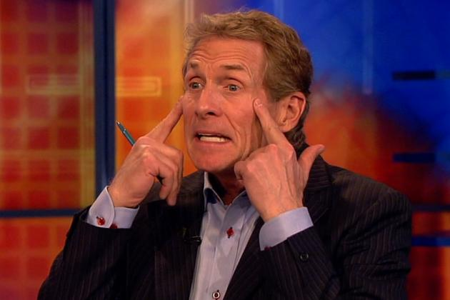 ‪Skip Bayless and 10 Sports Analysts Who Were Terrible Athletes