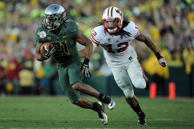 2012 NFL Draft: LaMichael James and 9 Late-Round Picks Destined to Shine