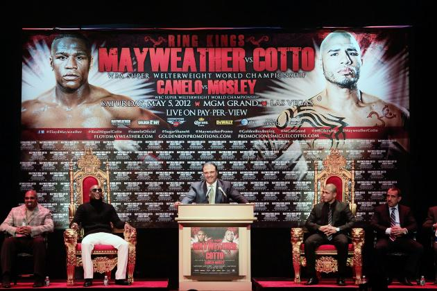 Mayweather vs Cotto: A Look at the Ring Kings Undercard on May 5th