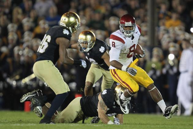 USC Football: 5 Players Poised for Breakout Seasons in 2012