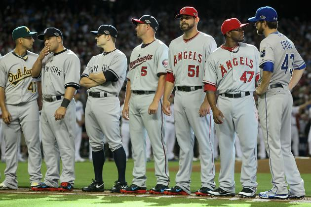 MLB: Power Ranking the All-Star Division Teams