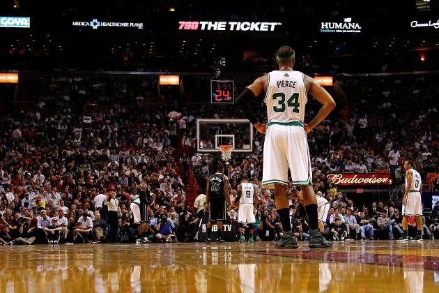Boston Celtics: 7 Players Who Will Be Playing for a Different Team in 2013