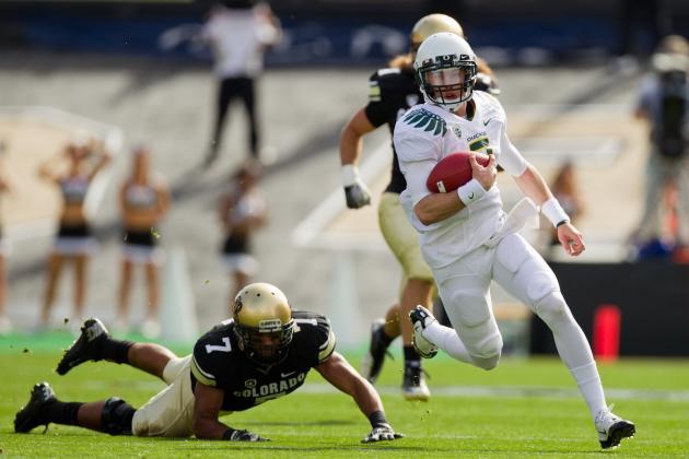 Oregon Football: 5 Reasons Why Bryan Bennett Will Be the Oregon Starter