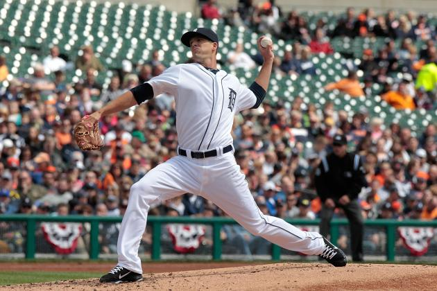 5 Things We Saw in Drew Smyly's MLB Debut