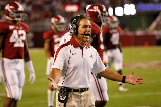 Alabama Football:  Nothing Can Happen to These 5 Players
