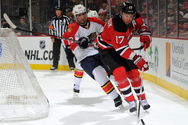 NHL Playoffs 2012: Who Has the Advantage in Devils-Panthers Matchups?