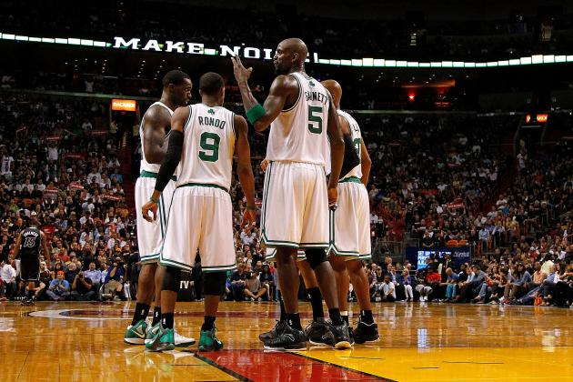 NBA Playoffs 2012: 5 Reasons Why the Celtics Will Win the East