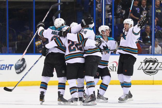 San Jose Sharks vs. St. Louis Blues: What We Learned in Game 1 2OT Thriller