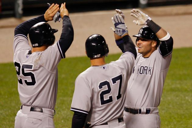 New York Yankees: 10 Advantages They Have Over the Boston Red Sox