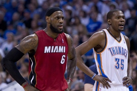 Worst Playoff Matchups for Miami Heat Going into 2012 NBA Playoffs