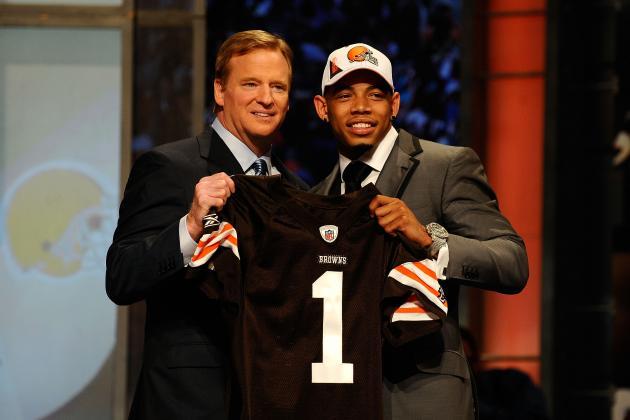 2012 NFL Draft: Cleveland Browns 7-Round Mock Draft