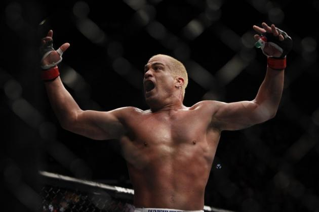 The 10 Most Clutch Finishes in MMA History