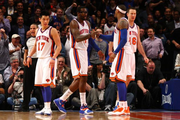 5 Reasons the Knicks Are Poised to Win a Title Next Season