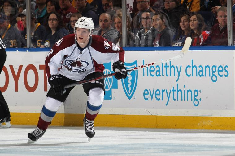 Colorado Avalanche: Gabriel Landeskog's Greatest Hits so Far