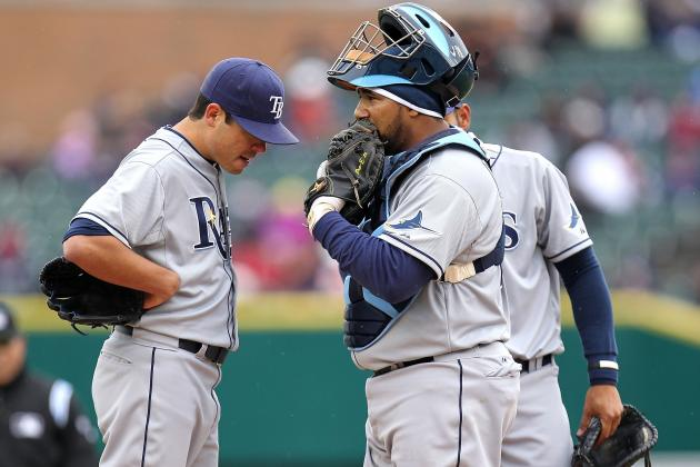 Tampa Bay Rays Rumors: 5 Options the Rays Should Consider at Catcher