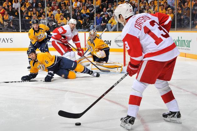 NHL Playoffs 2012: 4 Teams That Are Already in Trouble