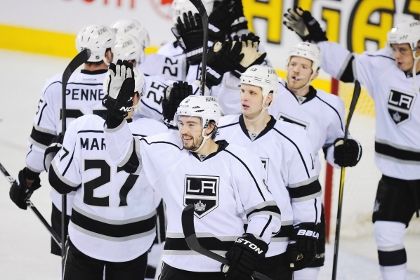 2012 Stanley Cup Playoffs: The  Keys for a Kings Victory in Game 2