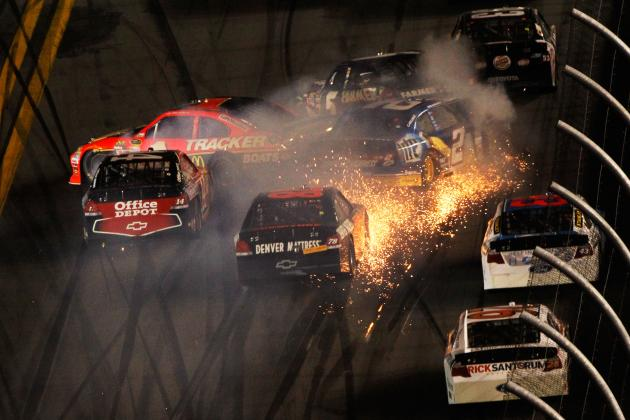 NASCAR Sprint Cup: 14 Biggest Storylines of the 2012 Season