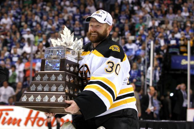 NHL Playoffs 2012: Top 12 Favorites to Win the Conn Smythe Trophy