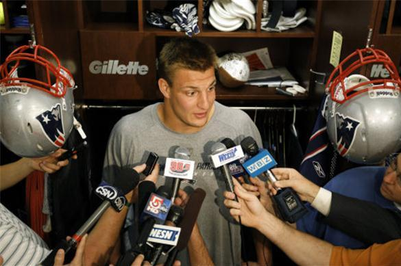Ranking Patriots TE Rob Gronkowski's 5 Worst PR Moments, with Video Highlights