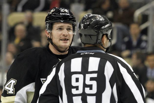 Biggest Referee Screw-Jobs in NHL Playoff History